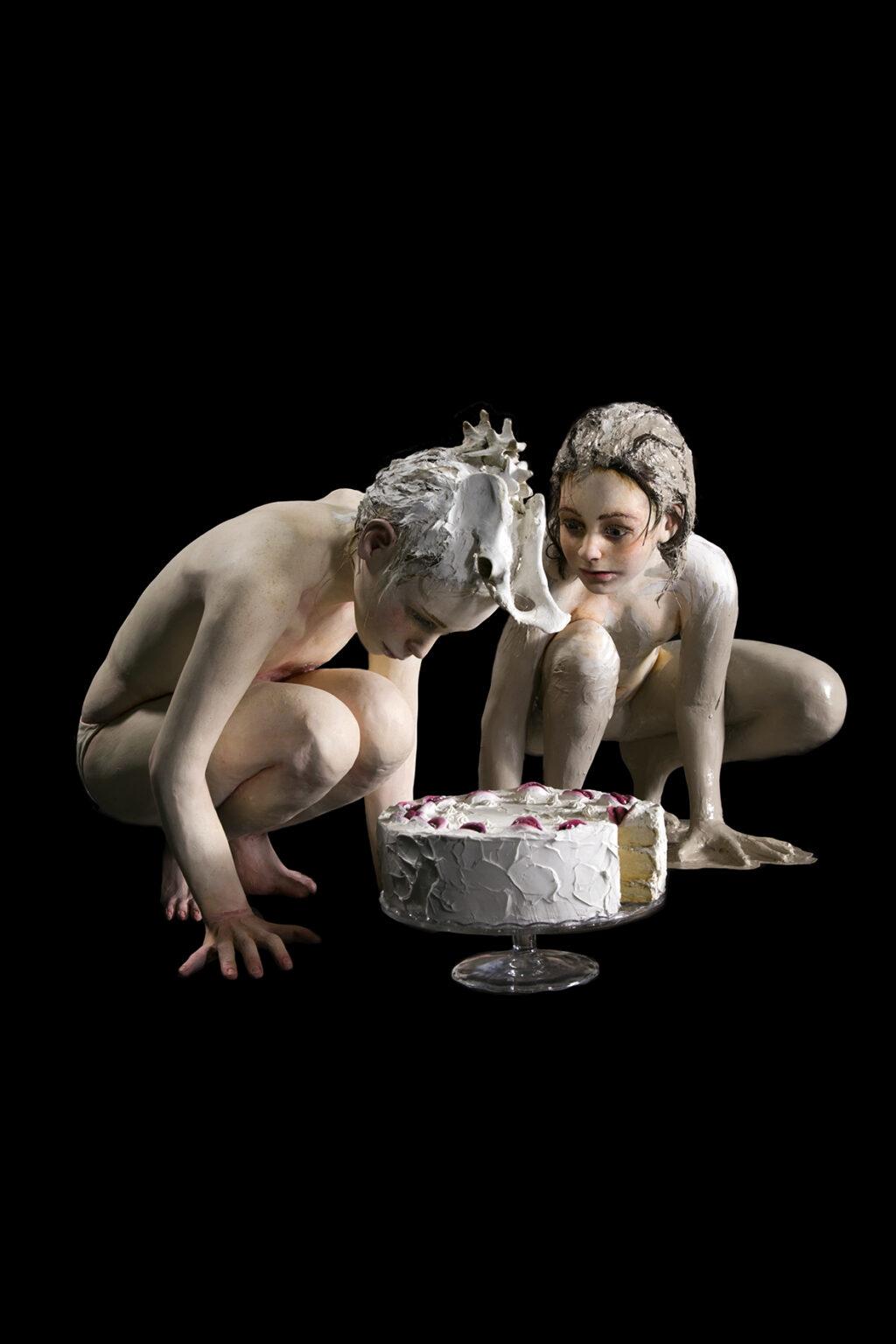 רונית ברנגה, הביאנלה במוזא, צילום הדר סייפן